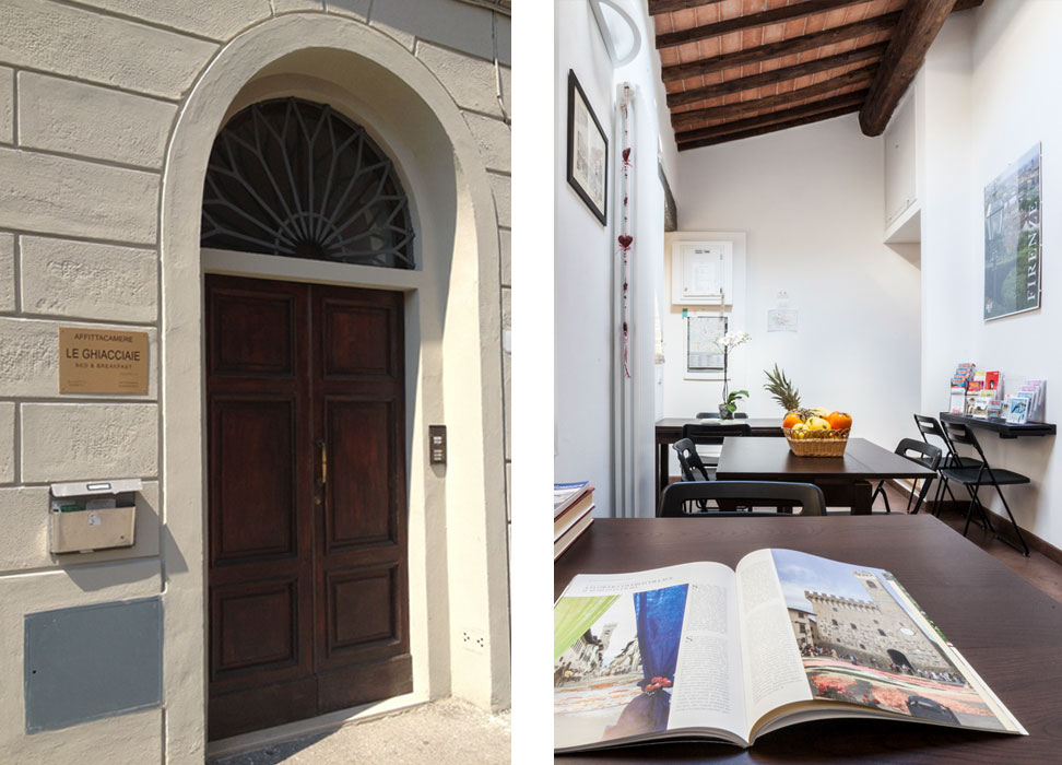 Bed and Breakfast Firenze - Le Ghiacciaie